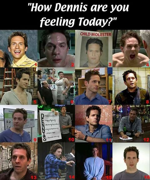 How Dennis Are You Feeling