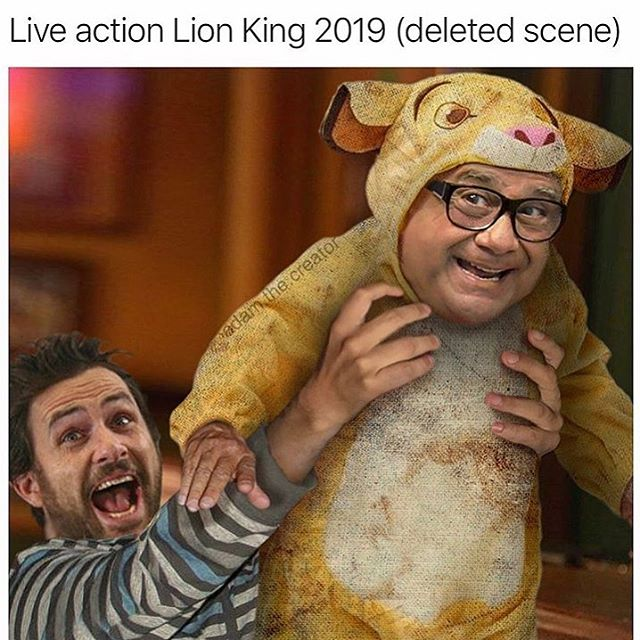 Live Action Lion King