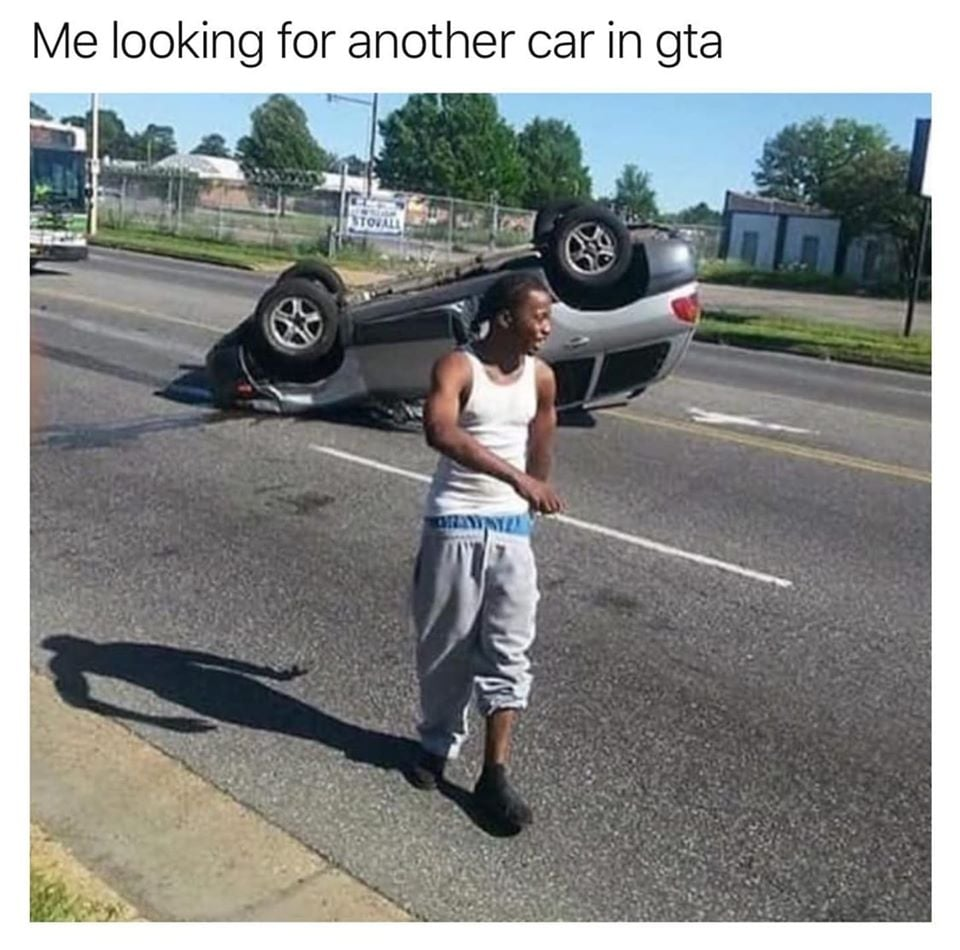 Looking For Another Car In GTA