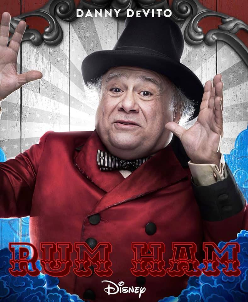 New Danny Devito Movie