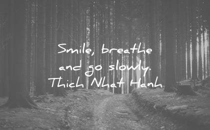 Smile And Breathe