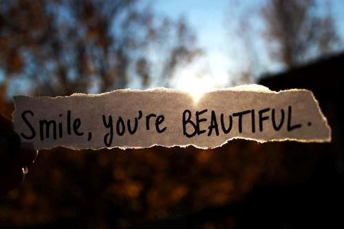 Smile Youre Beautiful