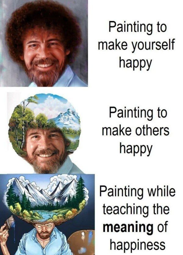 Teaching The Meaning Of Happiness