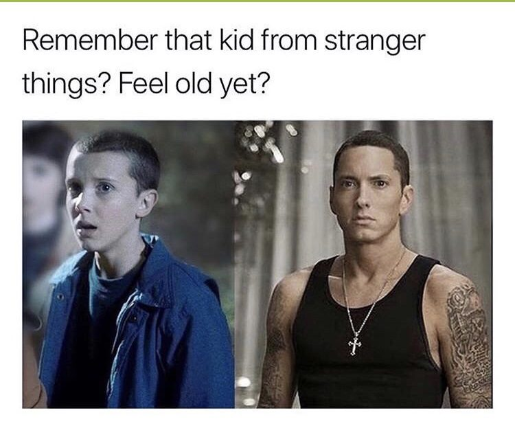 The Kid From Stranger Things