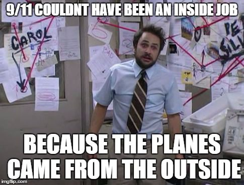 The Planes Came From The Outside Its Always Sunny Meme