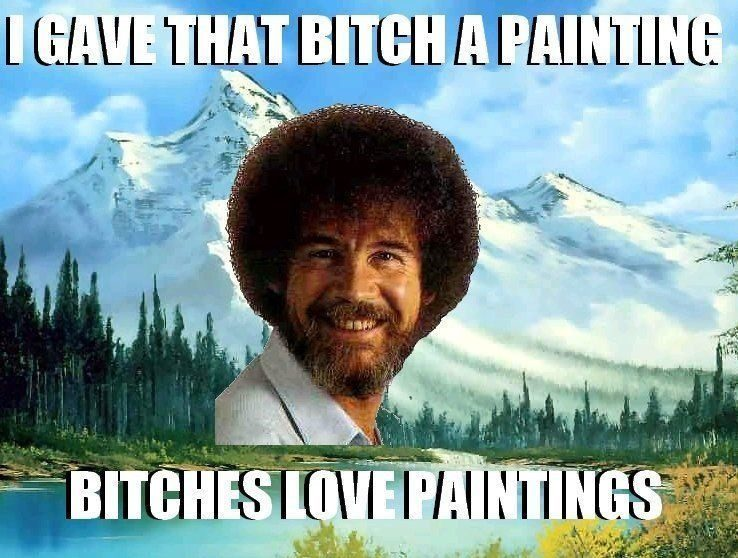 They Love Paintings