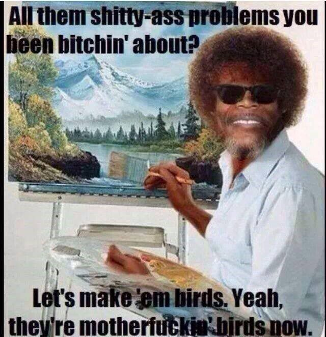 Theyre Birds Now