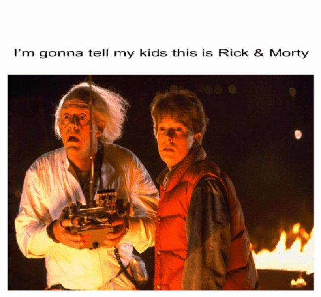 This Is Rick And Morty