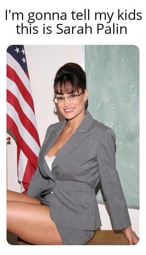 This Is Sarah Palin