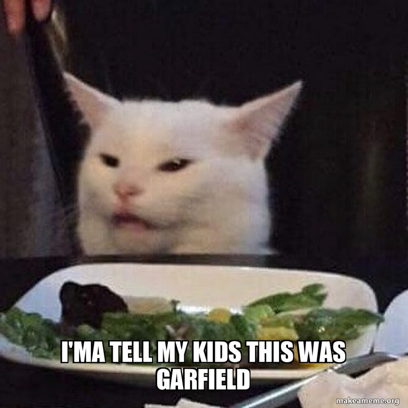 This Was Garfield