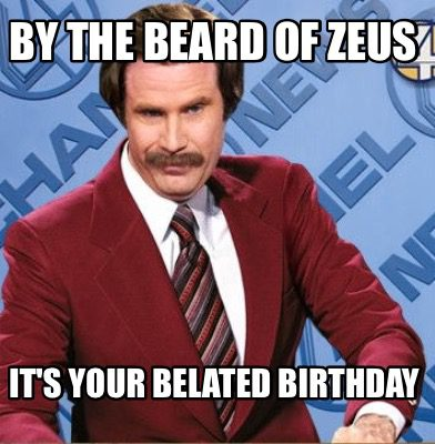 By The Beard Of Zeus