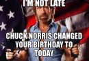 The Best Funny Happy Belated Birthday Memes