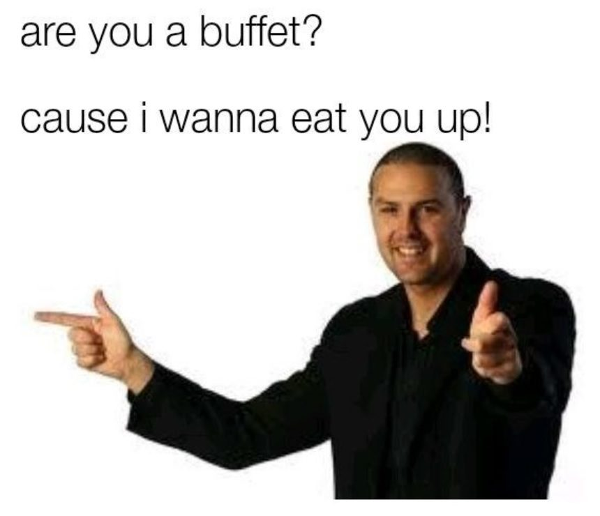 Are You A Buffet