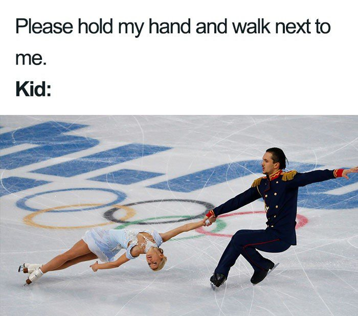 Hold My Hand And Walk Next To Me 2
