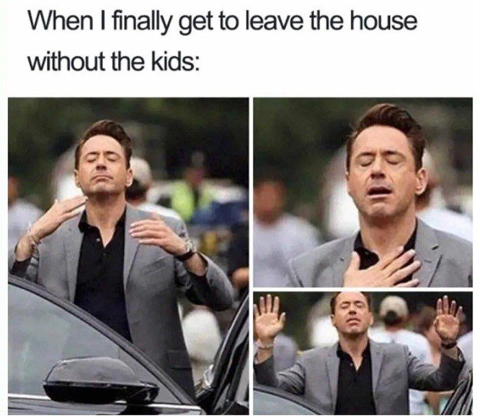 Leave Without The Kids 2