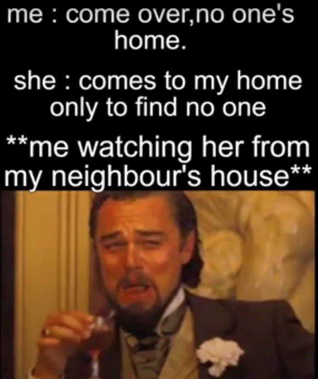 No One Is Home