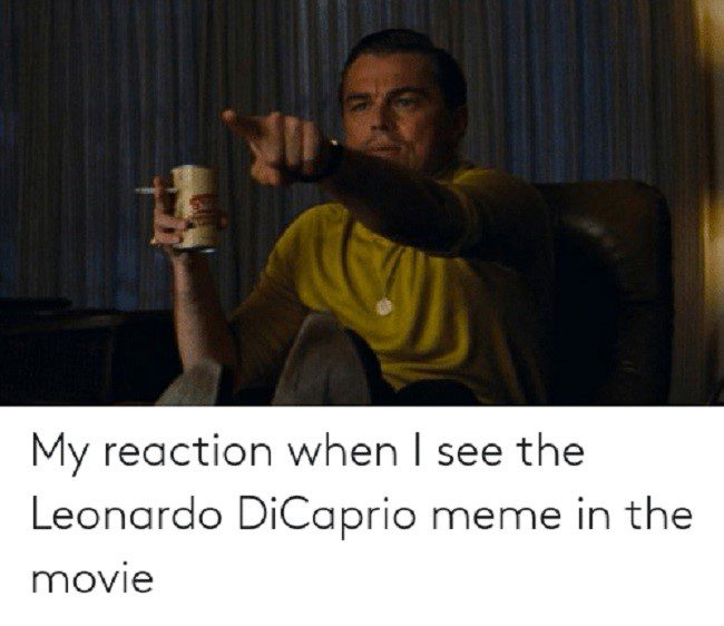 See The Meme In The Movie