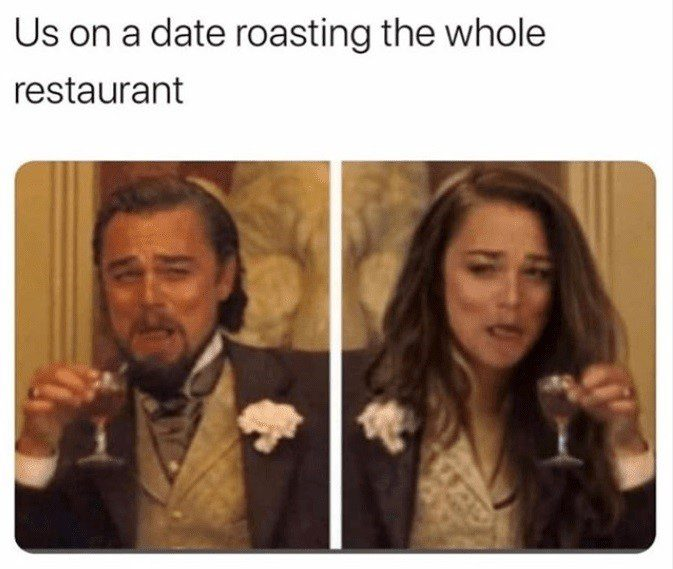 Us On A Date