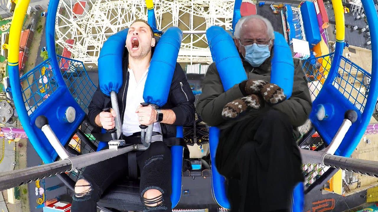 On A Rollercoaster 2