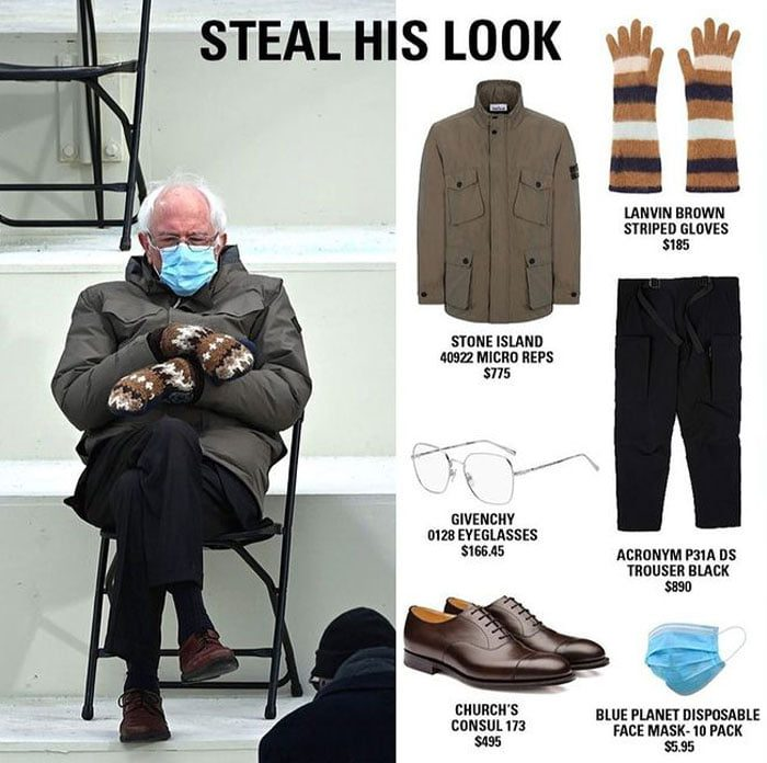 Steal His Look 2