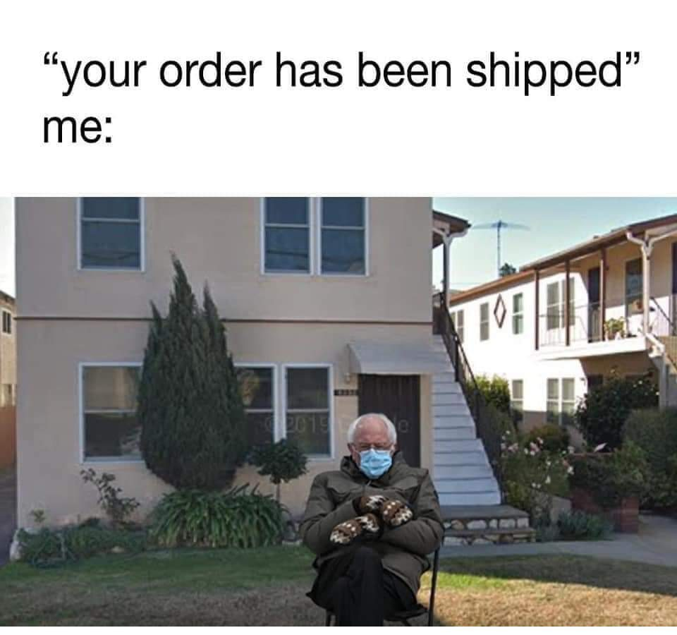 Your Order Has Been Shipped 2
